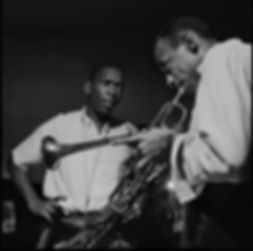 john coltrane and lee morgan.jpg