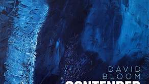 CD Review: David Bloom, Cliff Colnot - Contender
