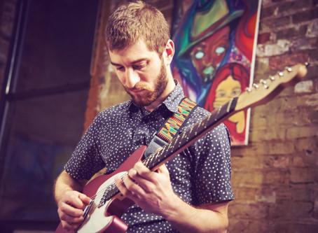 10 Questions with Guitarist  Matt Gold
