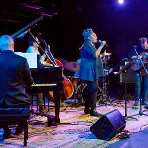 The Leandro Lopez Group and the Alexander/McLean Project at the Chi-Town Jazz Festival at Studio 5.