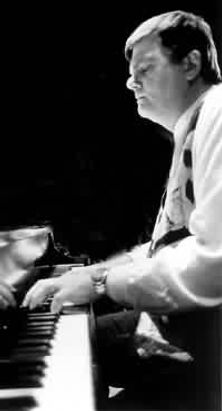 Marshall Vente at the Piano