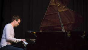 Elastic Arts Hosts Piano Festival with Paul Mutzabaugh and Chinchano with Stu Mindeman