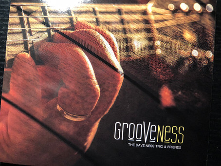 CD Review: Dave Ness, Grooveness