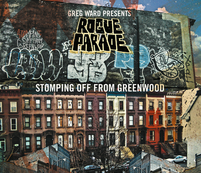 """CD Review: Greg Ward """"Stomping Off from Greenwood"""""""