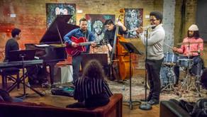 The Cesar Martinez Quintet at JRAC