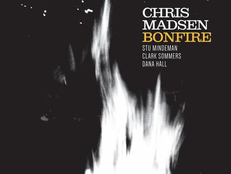 "Mr. C's CD Review: Chris Madsen ""Bonfire""—An All-Star Effort That Lives Up to Its Potential"