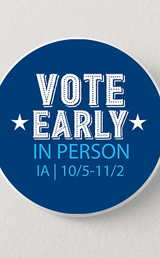 Vote Early IA