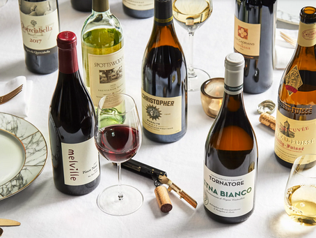 Thanksgiving Wines for 2020
