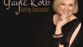 CD Review: Gayle Kolb: Getting Sentimental