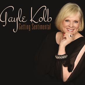 "CD REVIEW -  GAYLE KOLB ""Getting Sentimental"""