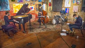 The Jon Deitemyer Quartet at Fulton Street Collective.
