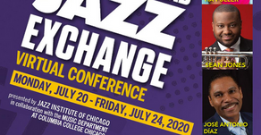 The Jazz Institute of Chicago presents the Straight Ahead Jazz Exchange  July 20th-25th!