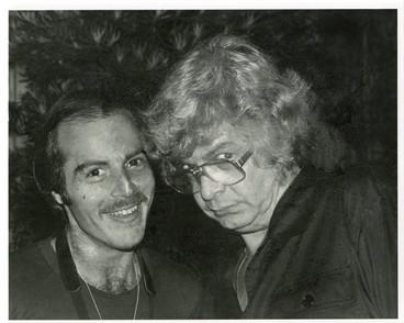 Mark Colby and Maynard Ferguson