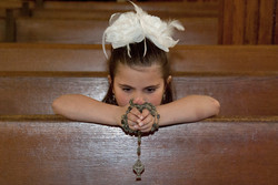 Praying in the Pew