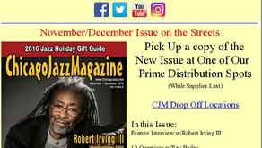 Chicago Venue Guide Nov 15th-22nd