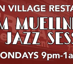 Serbian Village Monday Jazz Jam & Friday Live Music