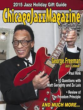 chicagojazz com - Jazz calendar, club listings, festivals