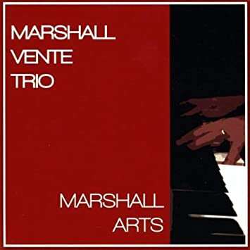 Marshall Arts Cover