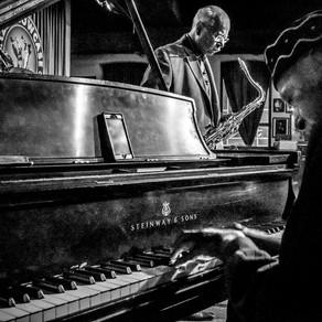 The Ari Brown Quartet at the Jazz Showcase