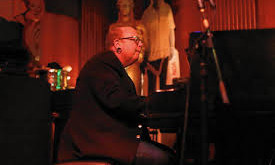 Piano master Mike Jones returns to the Green Mill in Chicago Friday and Saturday, March 23 and 24