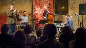 Jazz Record Art Collective: Rob Clearfield Quartet