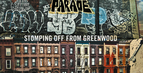 CD REVIEW: Greg Ward, Stomping Off From Greenwood