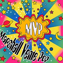 Marshall Vente Pop Cover