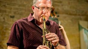The Geof Bradfield Quartet at JRAC