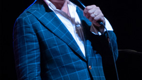 Kurt Elling at the 40th Annual Chicago Jazz Festival