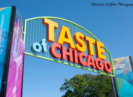 CHITOWN FSTOP: Weather & Jazz, Taste of Chicago 2014