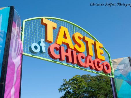CHITOWN FSTOP: Weather & Jazz, Taste of Chicago 2014