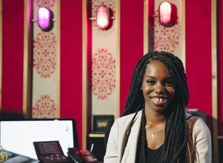 The Future Is Now: Zakiya Powell
