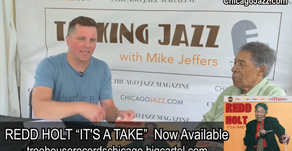 Talking Jazz with Redd Holt -  EPISODE 149