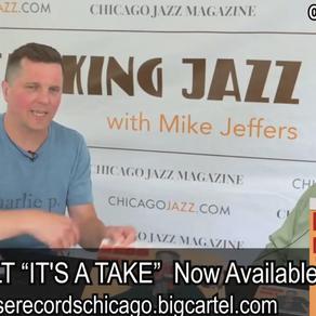 Talking Jazz with Redd Holt -  EPISODE 149