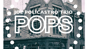 POPS - Joe Policastro TRIO: CD Review