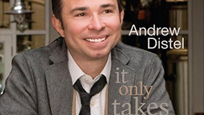 CD Review: Andrew Distel - It Only Takes Time