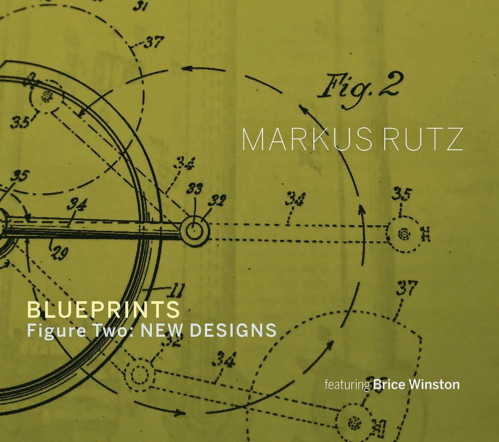 Blueprints Figure Two: New Designs Album Cover