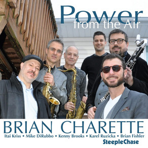 """Review: """"Power from the Air"""", Brian Charette"""