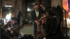 Lady T and Friends Celebrate Valentine's Day at EastGate Café
