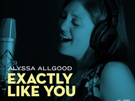 CD Review: Alyssa Allgood, Exactly Like You