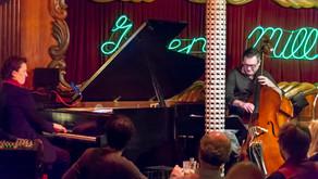 The Patricia Barber Trio at the Mill