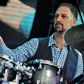Drummer Mark Walker Returns to Chicago this Sunday at Martyrs