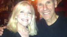 Laury Shelley and Russell Ferrante at the Jazz Showcase