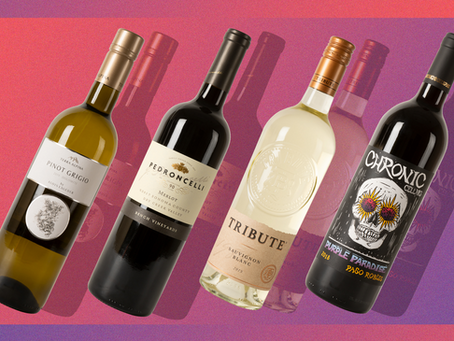 Wines of the Month: October 2020