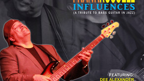 CD Review: Frank Russell - Influences: A Tribute to Bass Guitar in Jazz