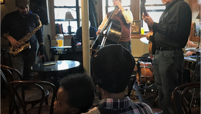 Weekend Review: Eastgate Café Jazz Jam Session
