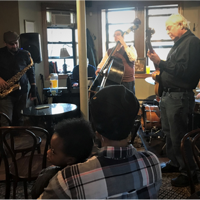 Weekend Review: Eastgate Café Jazz Jam Session