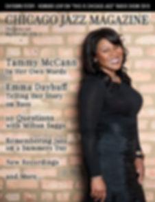 Chicago Jazz Magazine 05 2019 Tammy McCa