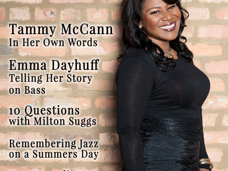 May 2019 - Feature Interview: Tammy McCann