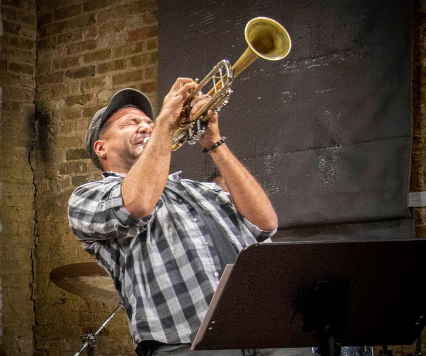 Victor Garcia - Trumpet